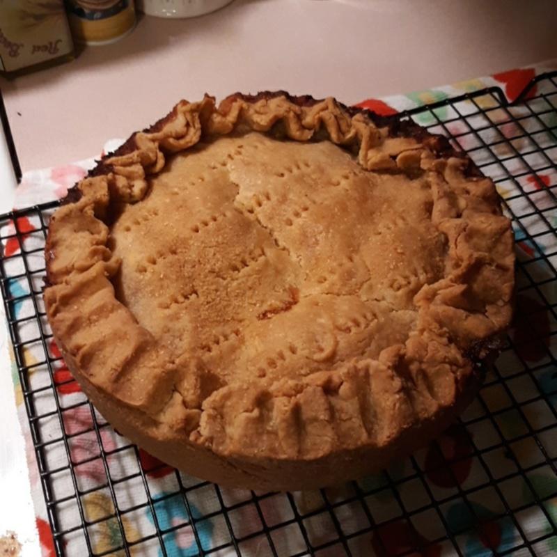 Paul Hollywood's Tudor Meat Pie