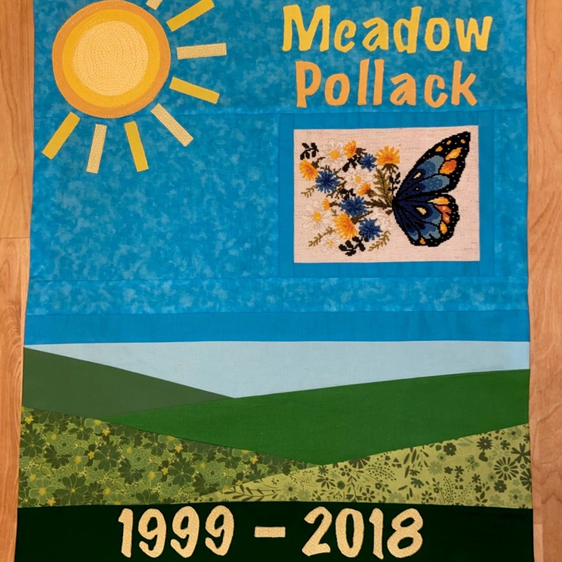 In Remembrance of Meadow Pollack