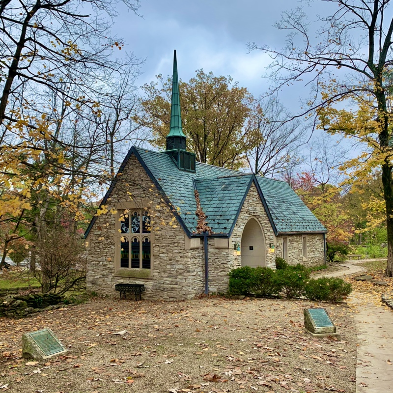 Visit to Beck Chapel