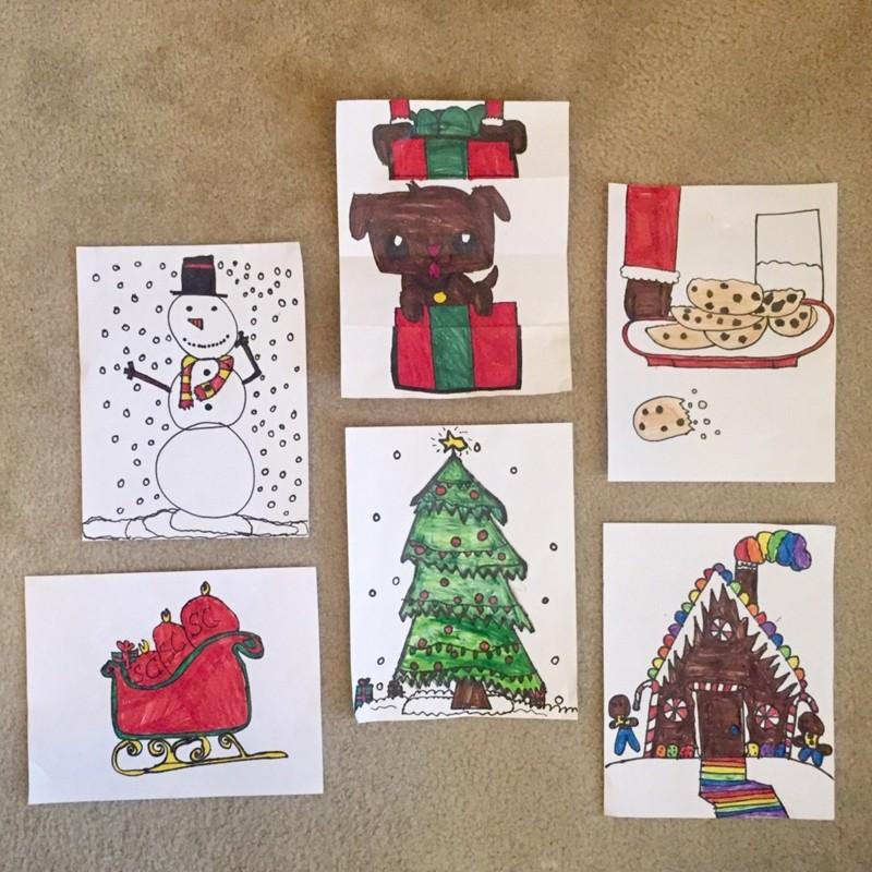 Christmas Artwork